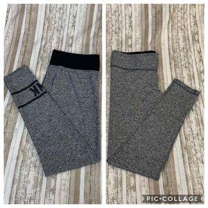 Reversible VS PINK ultimate leggings